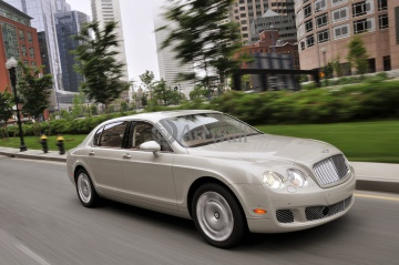 Continental Flying Spur, Bentley Continental Flying Spur (арт. am1417)