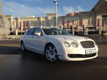 Bentley Continental Flying Spur (арт. am1420),
