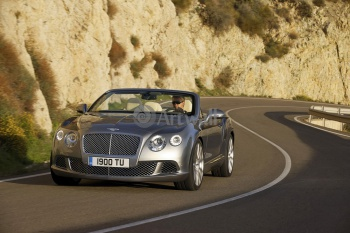 Bentley Continental GTC,