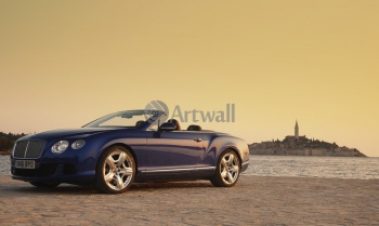 Bentley Continental GTC (арт. am1433),