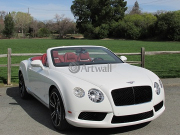 Continental GTC, Bentley Continental GTC (арт. am1434)