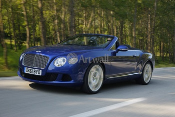 Bentley Continental GTC (арт. am1435),