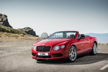Bentley Continental GTC (арт. am1436),