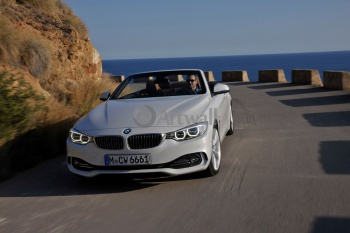 BMW 4 Series Convertible (арт. am1495),