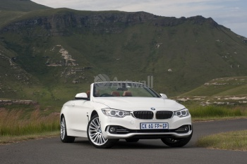 BMW 4 Series Convertible,