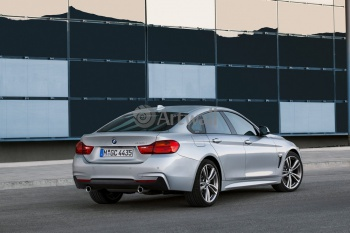 BMW 4 Series Gran Coupe,