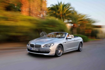 6 Series Convertible, BMW 6 Series Convertible (арт. am1524)