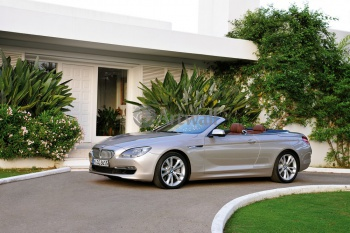 BMW 6 Series Convertible (арт. am1526),