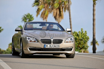 BMW 6 Series Convertible (арт. am1527),