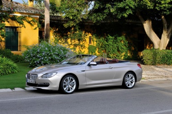BMW 6 Series Convertible,