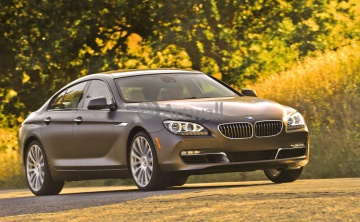 6 Series Gran Coupe, BMW 6 Series Gran Coupe (арт. am1534)