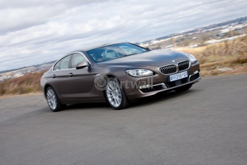 6 Series Gran Coupe, BMW 6 Series Gran Coupe (арт. am1535)