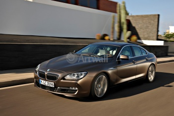 BMW 6 Series Gran Coupe (арт. am1536),