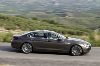 BMW 6 Series Gran Coupe,