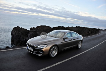 6 Series Gran Coupe, BMW 6 Series Gran Coupe (арт. am1539)
