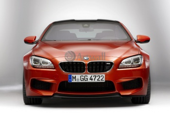 BMW M6 Coupe,