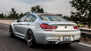 BMW M6 Gran Coupe (арт. am1575),