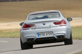 BMW M6 Gran Coupe (арт. am1579),