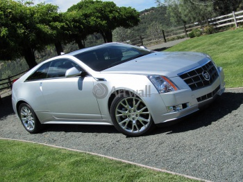 Cadillac CTS Coupe (арт. am1652),