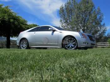 Cadillac CTS Coupe (арт. am1653),