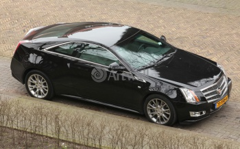 Cadillac CTS Coupe (арт. am1654),