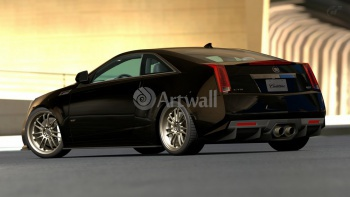 Cadillac CTS Coupe (арт. am1655),