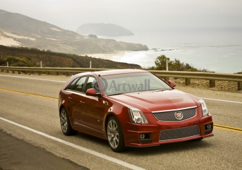 Cadillac CTS Coupe,