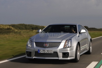 Cadillac CTS Coupe (арт. am1657),