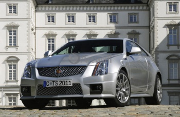 Cadillac CTS Coupe (арт. am1658),