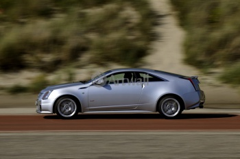 Cadillac CTS Coupe (арт. am1659),