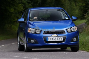 Chevrolet Aveo Hatchback (арт. am1679),