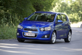 Chevrolet Aveo Hatchback,