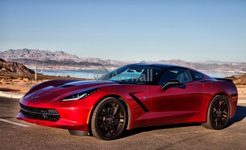 Chevrolet Corvette Stingray (арт. am1716),
