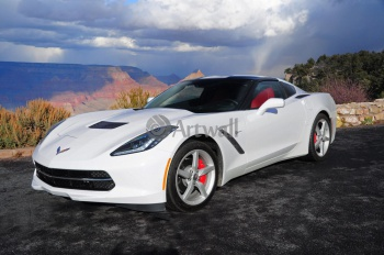 Chevrolet Corvette Stingray (арт. am1719),
