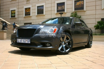 Chrysler 300C,