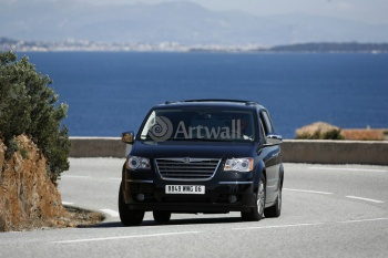 Chrysler Grand Voyager (арт. am1789),