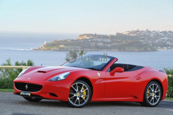 Ferrari California,