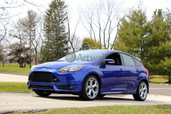 Ford Focus ST Hatchback (арт. am1868),