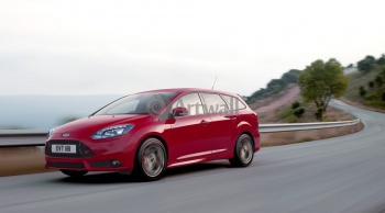 Ford Focus ST Wagon,