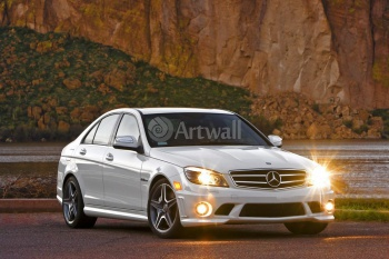 Mercedes-Benz C 63 AMG Coupe (арт. am2174),