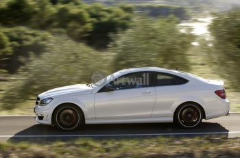Mercedes-Benz C 63 AMG Coupe (арт. am2178),