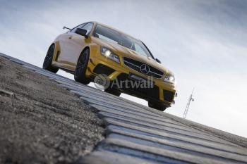 Mercedes-Benz C 63 AMG Coupe,