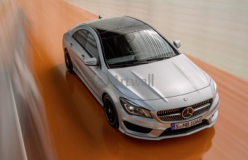Mercedes-Benz CLA,