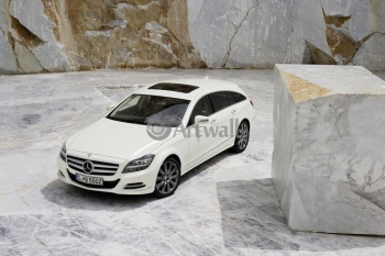Mercedes-Benz CLS Shooting Brake,