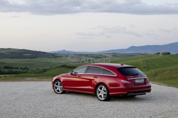 Mercedes-Benz CLS Shooting Brake (арт. am2206),