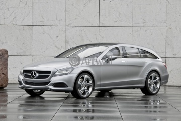 CLS Shooting Brake, Mercedes-Benz CLS Shooting Brake (арт. am2208)