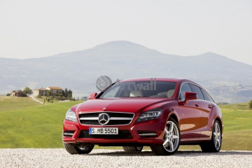 CLS Shooting Brake, Mercedes-Benz CLS Shooting Brake (арт. am2210)