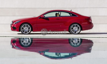 Mercedes-Benz E Coupe,