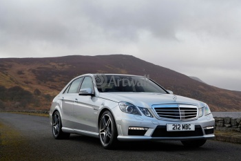 Mercedes-Benz E Saloon,