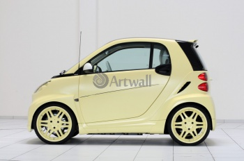 Smart ForTwo Brabus,